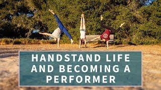 Gambar cover Morgan Lee | Handstand Life and becoming a Performer