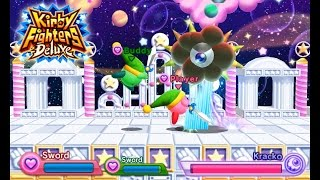 Kirby Fighters Deluxe (eShop) | Citra Emulator (CPU JIT) [1080p] | Nintendo 3DS
