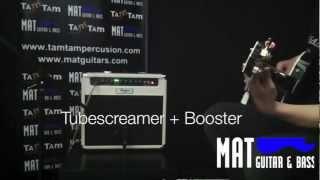 Ibanez TSA30 Tube Screamer Amplifier en español