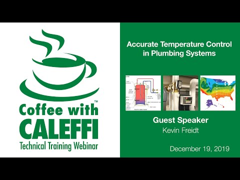 Accurate Temperature Control In Plumbing Systems
