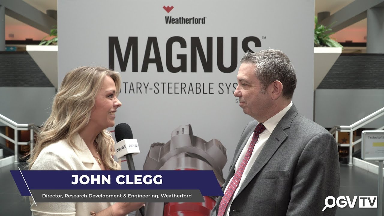 Weatherford introduce the Magnus Rotary Steerable System - OGV Energy