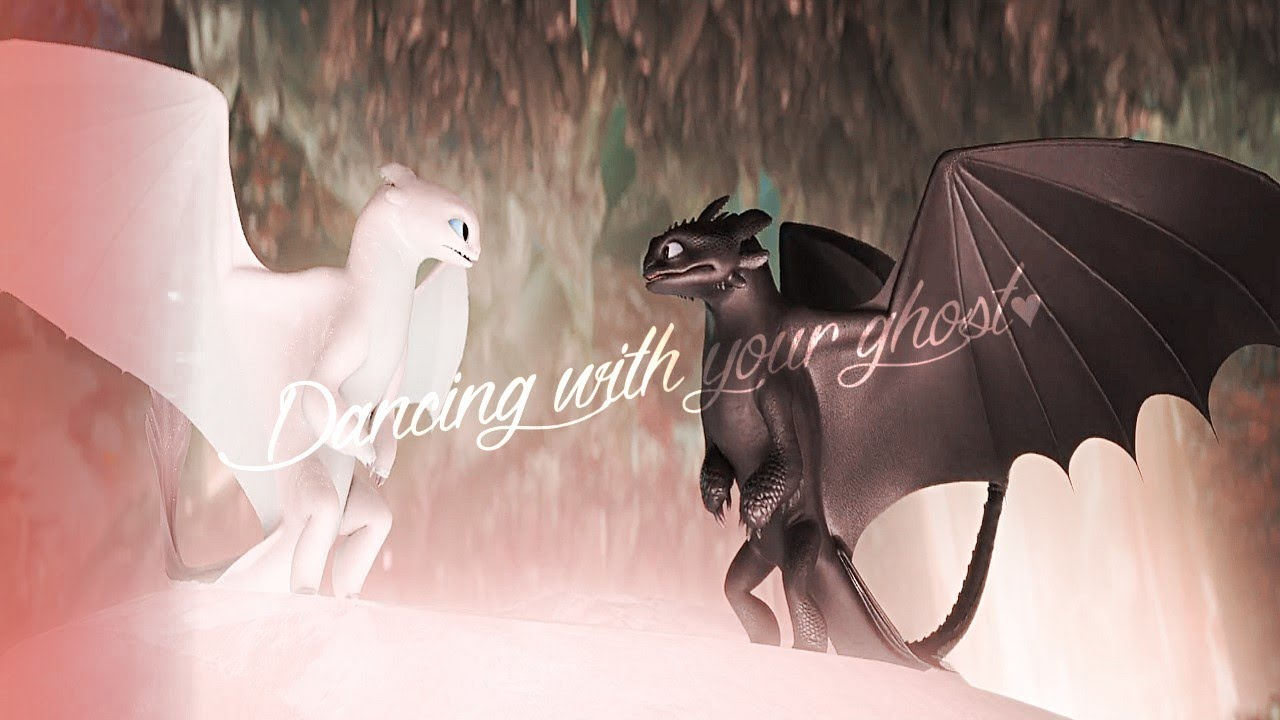 HTTYD 「Dancing With Your Ghost」| Happy B-DAY Nighty♥!
