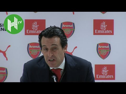 Arsenal 0-2 Tottenham | Unai Emery casts doubt over Mesut Ozil's future