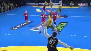 Russia Brazil Match Highligts Handball WM 2017 Россия Бразилия Гандбол ЧМ