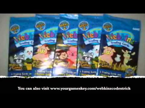 how to get free secret codes for webkinz