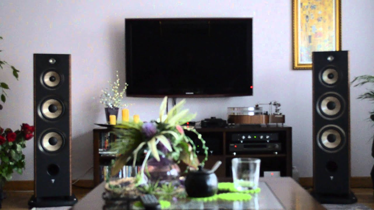 focal aria 948 and ad fontes youtube. Black Bedroom Furniture Sets. Home Design Ideas
