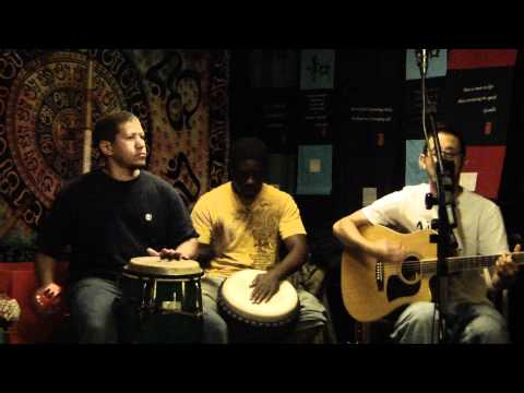 Sacred Grounds Coffee House - Nathan Cole w/ Rhythm Architects - Intoxicated