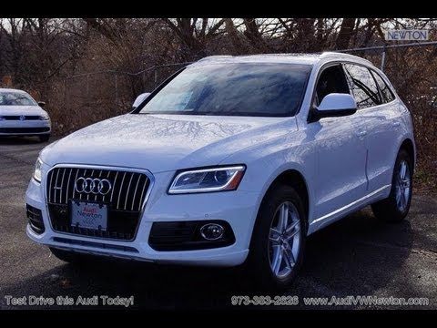 2013 Audi Q5 2.0T Quattro Vehicle Overview - YouTube