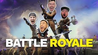 FORTNITE BATTLE ROYALE WITH TEAM ALBOE!!