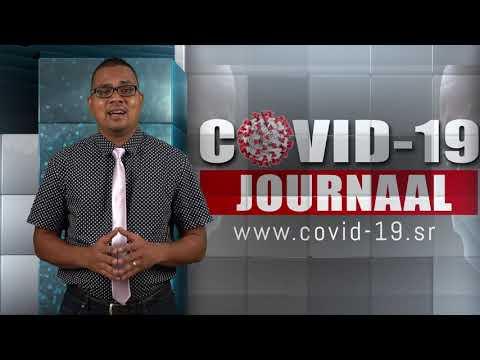 Het COVID 19 Journaal Aflevering 69 17 Oktober
