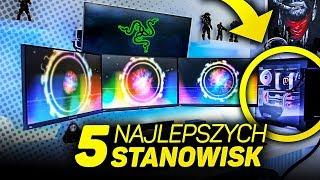 TOP 5 NAJLEPSZYCH STANOWISK gamingowych na świecie 3!