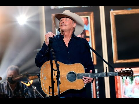 Country star Alan Jackson reveals CMT diagnosis - TODAY