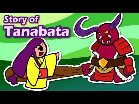 Japanese Folktale: A
