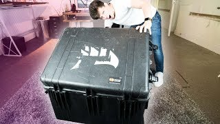 finally opening the corsair mystery box insane