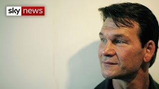 Patrick Swayze Diagnosed With Cancer