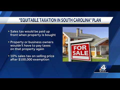No More Property Tax In SC?
