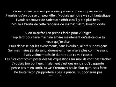 Sully Sefil - J'voulais [Lyrics]