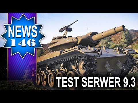 Amerykańskie Lighty - Test serwer 9.3 - NEWS - World of tanks