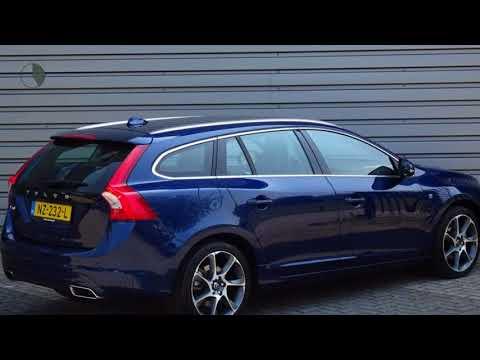 Volvo V60 D3 150pk Ocean Race - Leder - Roofrails - Aut