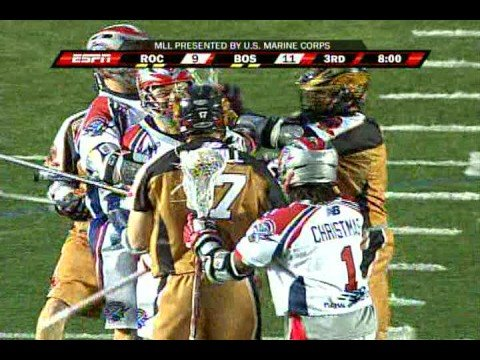 Best Hits of the 2008 MLL Season on ESPN