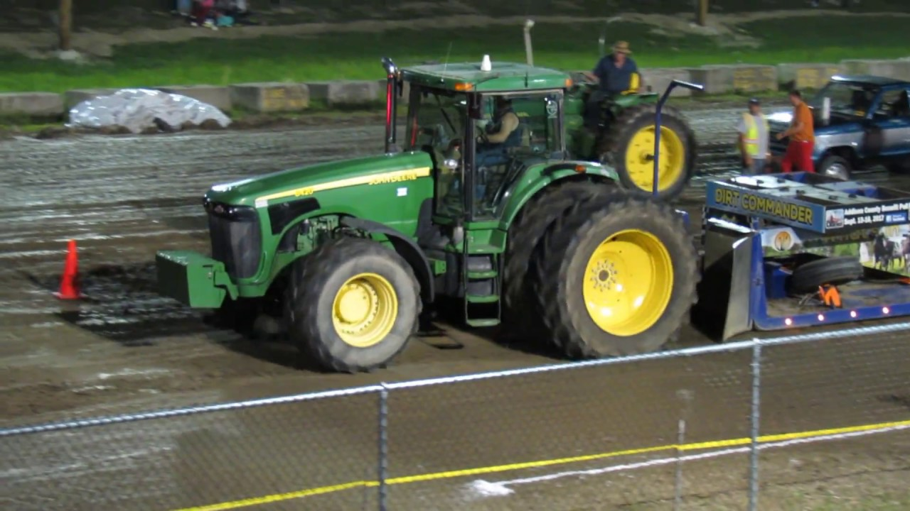 Truck and Tractor Pulls 2017 Addison County Fair & Field Days Vermont VTPA
