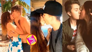 New Gentle Kiss Compilation 2017 ❤ Cute Couples Goals Kisses
