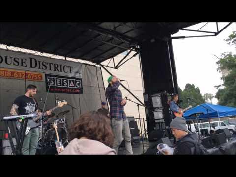 Bear Hands - Live at Make Music Pasadena 6/11/2016