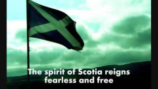 Scotland The Brave (Lyrics)