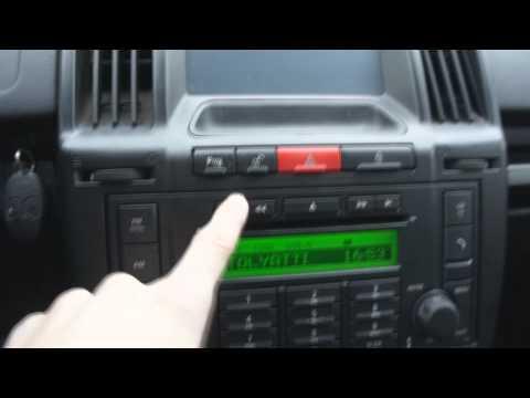 Land Rover Freelander 2 (2010). Часть 1. Интерьер.