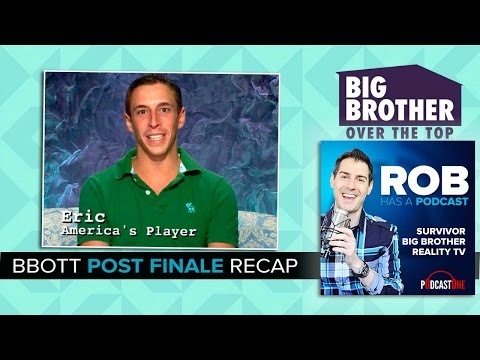 Big Brother OTT Post Finale Recap | Dec 2