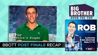 Big Brother OTT Post Finale Recap | Dec 2