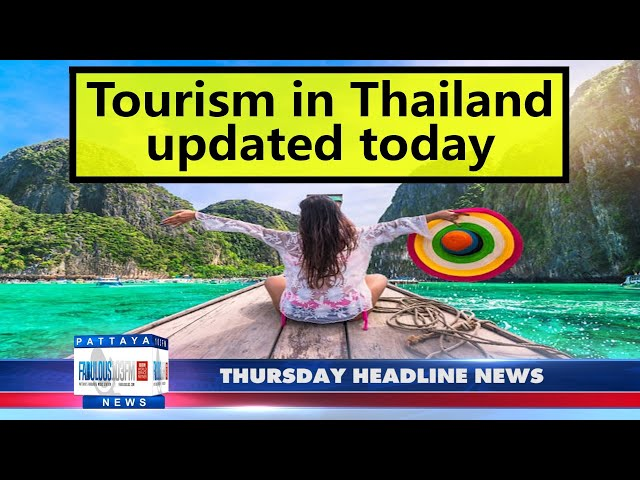 Latest Thailand News, from Fabulous 103 in Pattaya (14 October 2021)