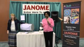 Janome Sewing Machine Drawing - Thursday -  Phoenix, Az 2014