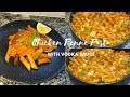 Quick, Easy and Delicious chicken penne pasta with vodka sauce recipe | cooking video