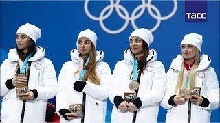 Успехи российских спортсменов на ОИ