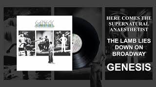 Genesis - Here Comes The Supernatural Anaesthetist (Official Audio)