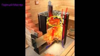 Печь банная прогорание 2 часть / Прогорание печи / Печь прогорает / Русский жар(, 2014-12-05T20:28:37.000Z)
