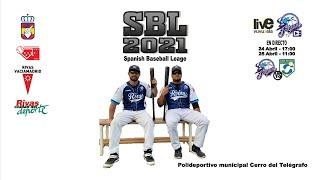 CBS Rivas - San Inazio Béisbol (Partido 1 de 2)