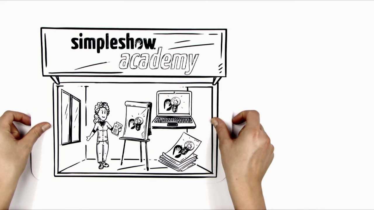 simpleshow erklärt die simpleshow academy - YouTube