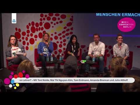 Sind YouTuber die besseren Lehrer? | Media Convention Berlin 2018