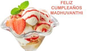 Madhuvanthi   Ice Cream & Helados