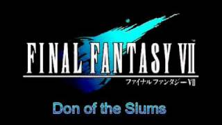 Final Fantasy 7 music - Don of the Slums
