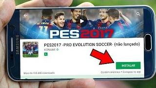 Como baixar PES 17 direto pela Play Store no Android