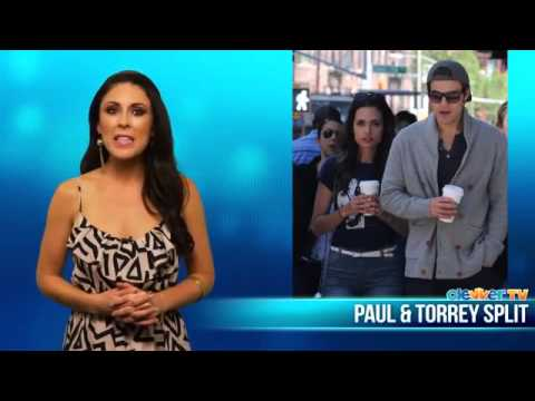 Paul Wesley   Torrey DeVitto Divorcing