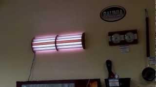 Цветной светодиодный светильник для бани(http://www.teplodar.in.ua/fullinfo1160.html Особенностью этой модели светодиодных светильников Saunia является встроенная систе..., 2013-01-30T15:02:30.000Z)