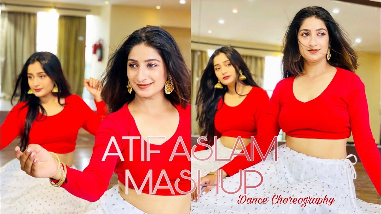 ATIF ASLAM MASHUP -Tu Jaane Na × Rang Sharbaton ka × Kun Faya|  Dance Cover|  Divyas Choreography.