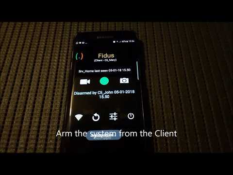 Fidus DIY Home Security (Camera) – Apps on Google Play