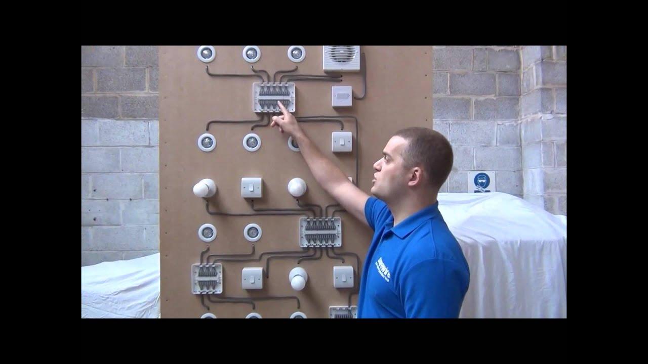 Surewire Prewired Maintenance Free Lighting & Switch Junction Box  YouTube