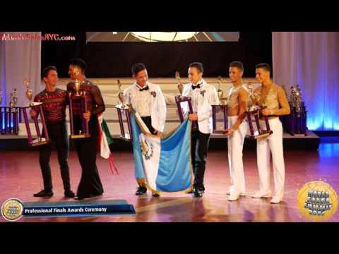 WSS16 Feb6. Saturday Night Professional World Finals Awards