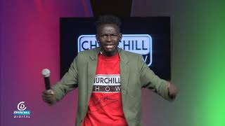 Tricky Extended Version ( Churchill Show Parklands)